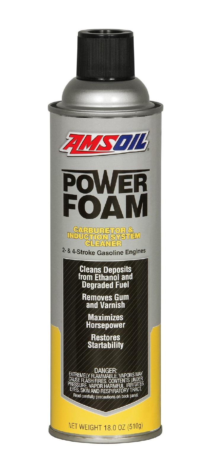 Очиститель впускной системы AMSOIL Power Foam® (510гр)