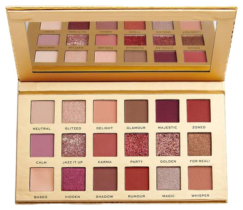 Купить Палетка теней Revolution PRO для век New Neutral Shadow Palette, Makeup Revolution