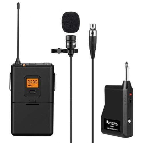 Микрофон Fifine K037 Black