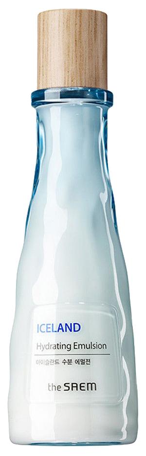 Купить Сыворотка для лица The SAEM Iceland hydrating emulsion СМ3581 140 мл