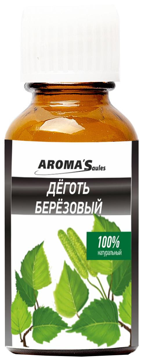 Купить Деготь березовый Aroma Saules, 15 мл, Saules Sapnis