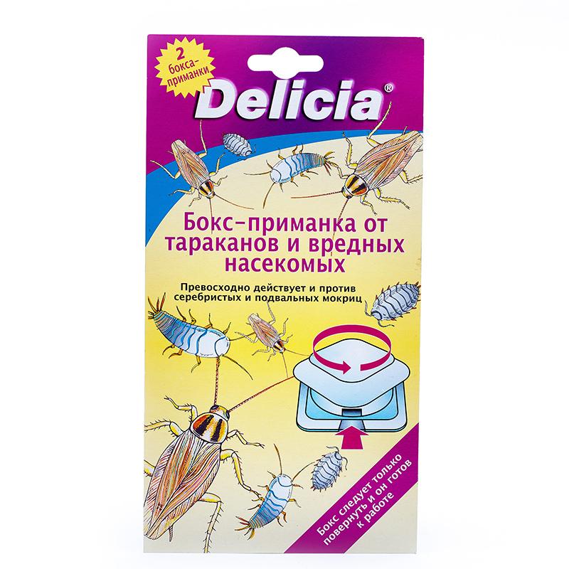 Средство от тараканов Delicia 0721 184