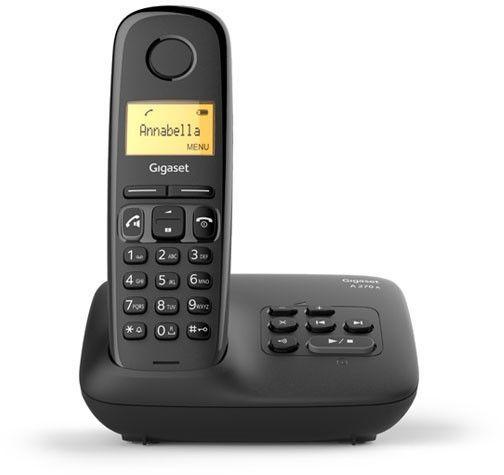Радиотелефон Gigaset A270 A RUS Black
