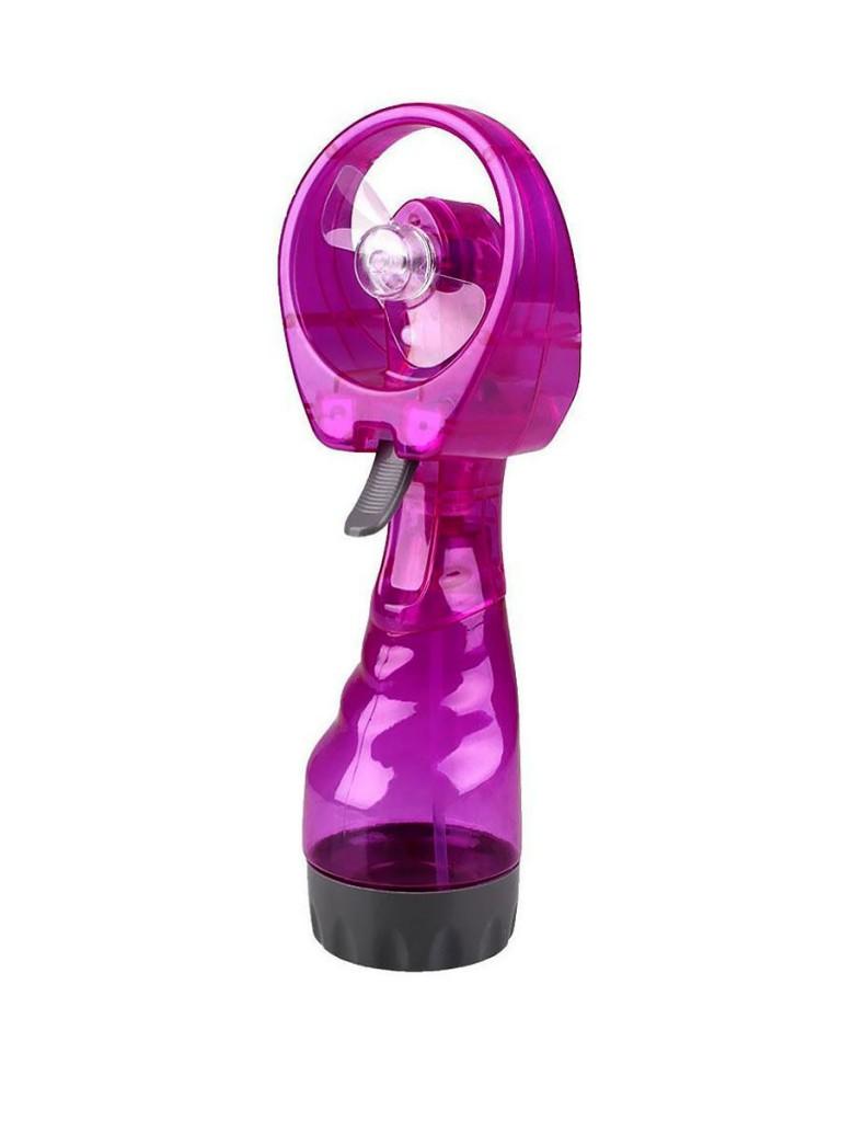 Вентилятор WATER SPRAY FAN Lilac