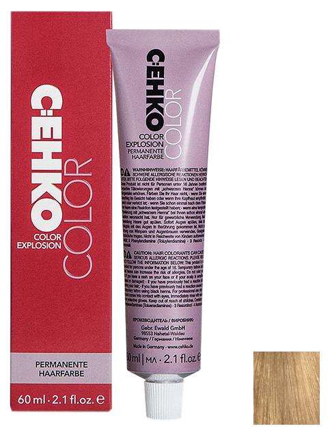 Купить Краска для волос C:EHKO Color Explosion N-NATURE 386-9 / 00-2 9/00 light-light blond 60 мл