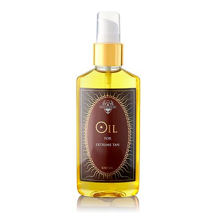 Масло для загара Shams Natural Oils