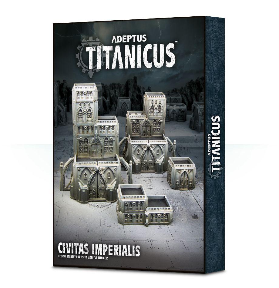 Warhammer 40000: Adeptus Titanicus Civitas Imperialis