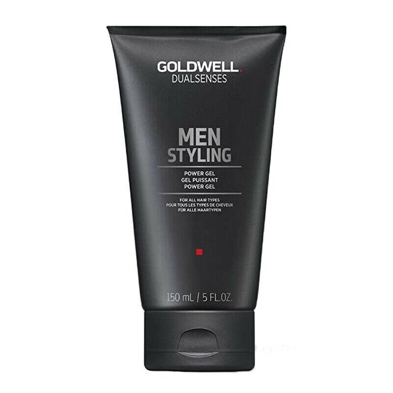 Купить Гель для укладки Goldwell Dualsenses For Men Power Gel, 150 мл