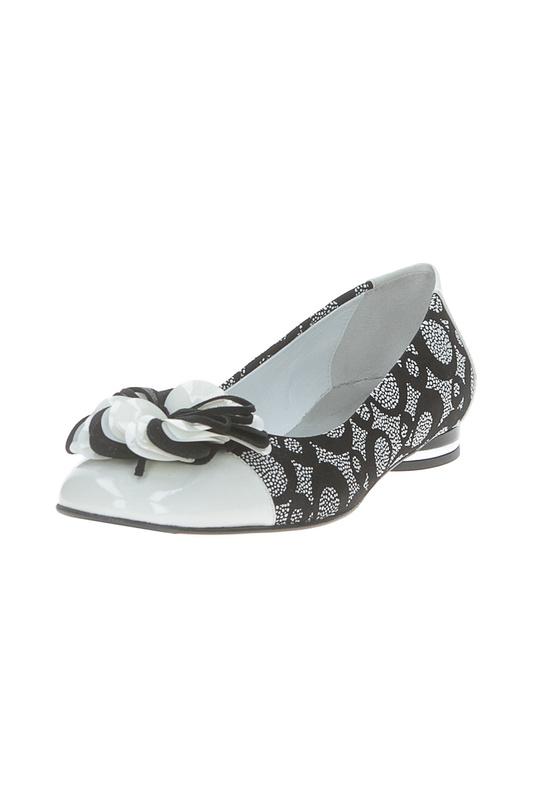 Туфли женские Giada Gabrielli 3388 черные 39 RU.