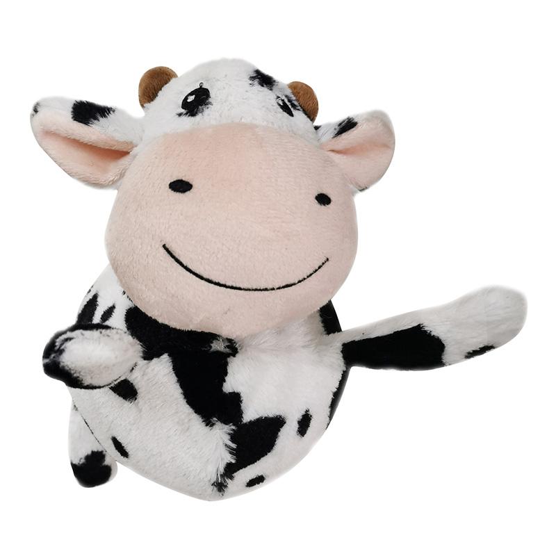Мягкая игрушка для собак Chomper Plumpimals Корова