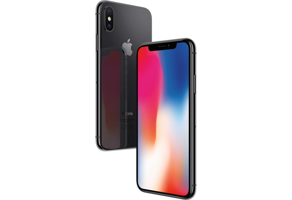 Смартфон Apple iPhone X 256GB Space Grey (FQAF2RU/A) восстановленный