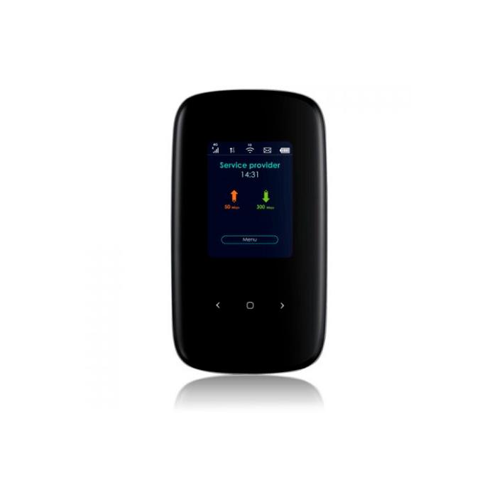 Модем Zyxel LTE2566 M634 EUZNV1F Black