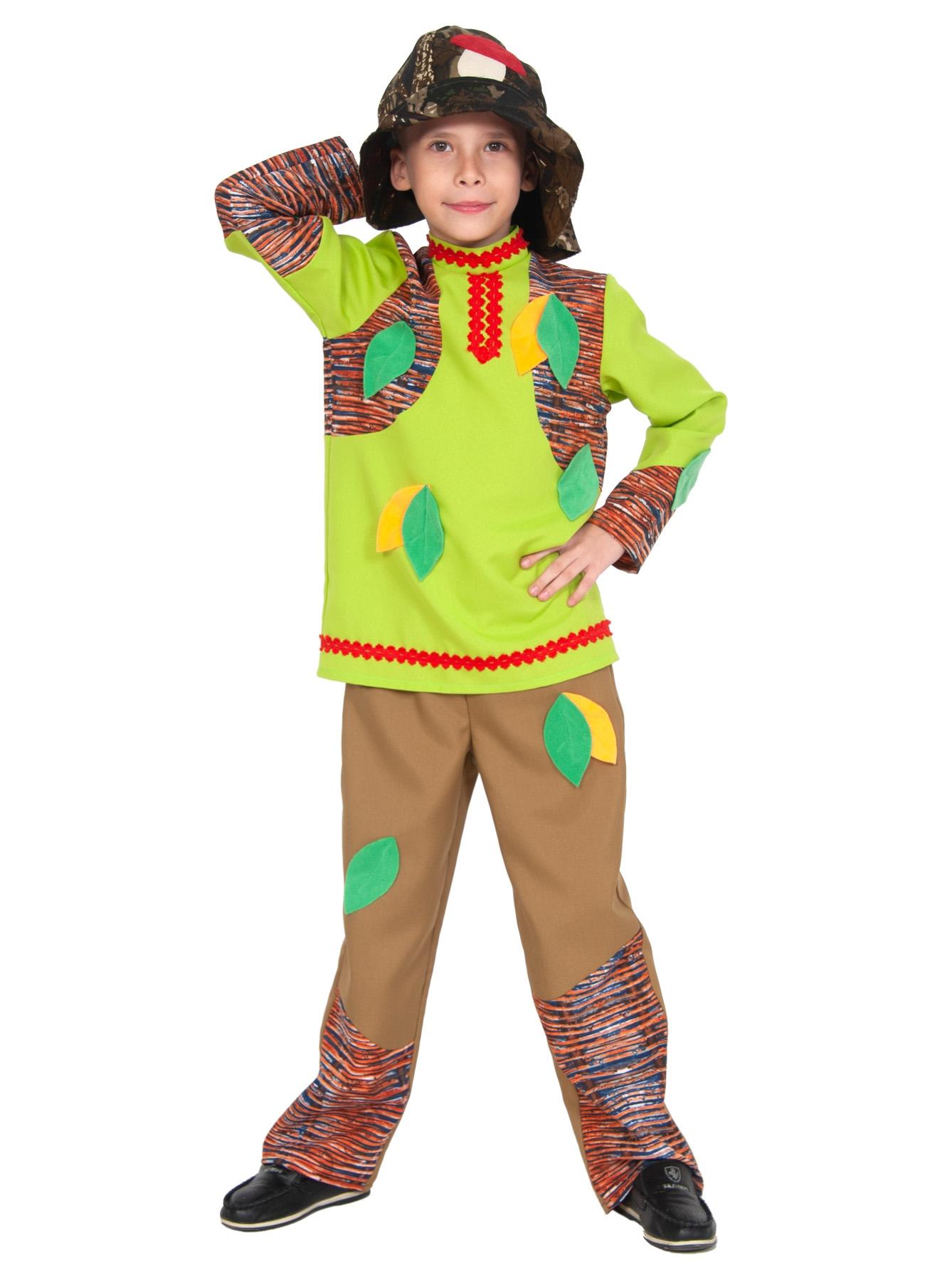 Купить Карнавальный костюм Леший-лесовик размер: 30-32, Карнавалофф,