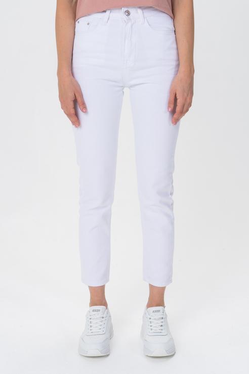 Джинсы женские ELARDIS El_W30412 белые 25