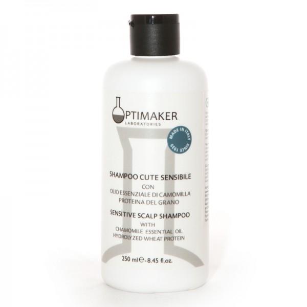 Купить Шампунь Optima Shampoo Cute Sensibile для Чувствительной Кожи, 250 мл