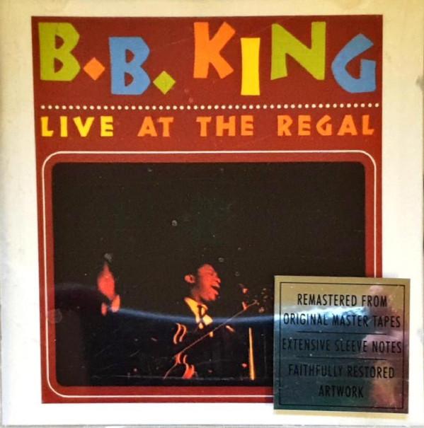 B.B. King: Live At The Regal (1 CD)