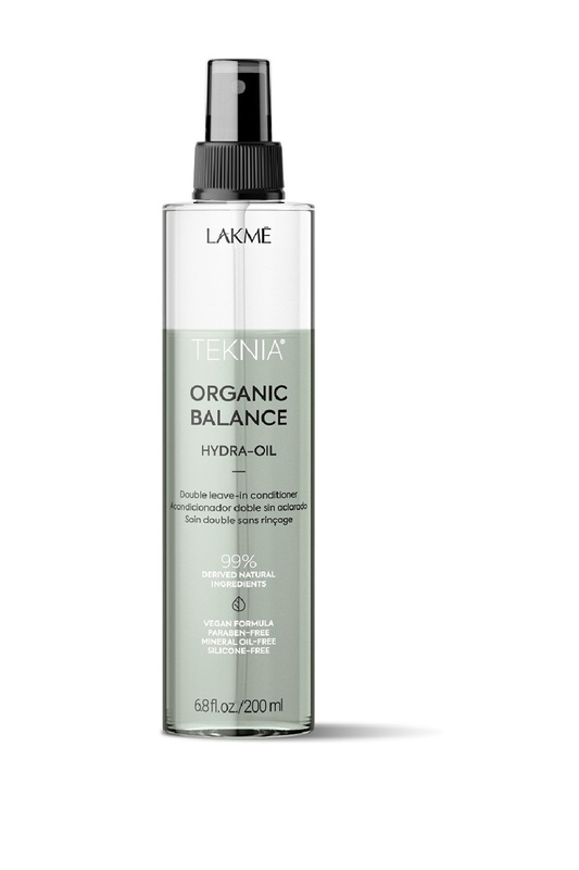 Двухфазный кондиционер для волос Lakme, Organic Balance