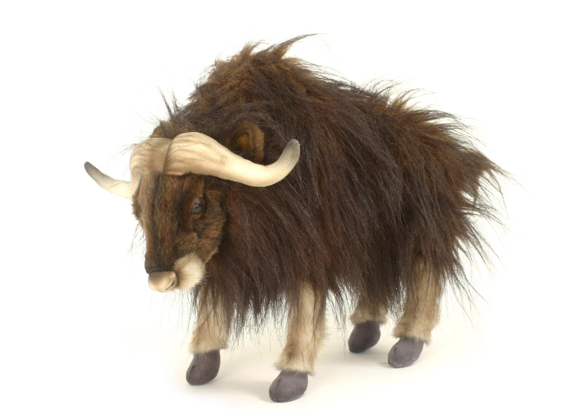 Купить Мягкая игрушка Овцебык, 42 см Hansa 5572,