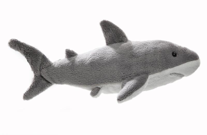 Игрушка мягконабивная Акула, 29 см Leosco H60185R