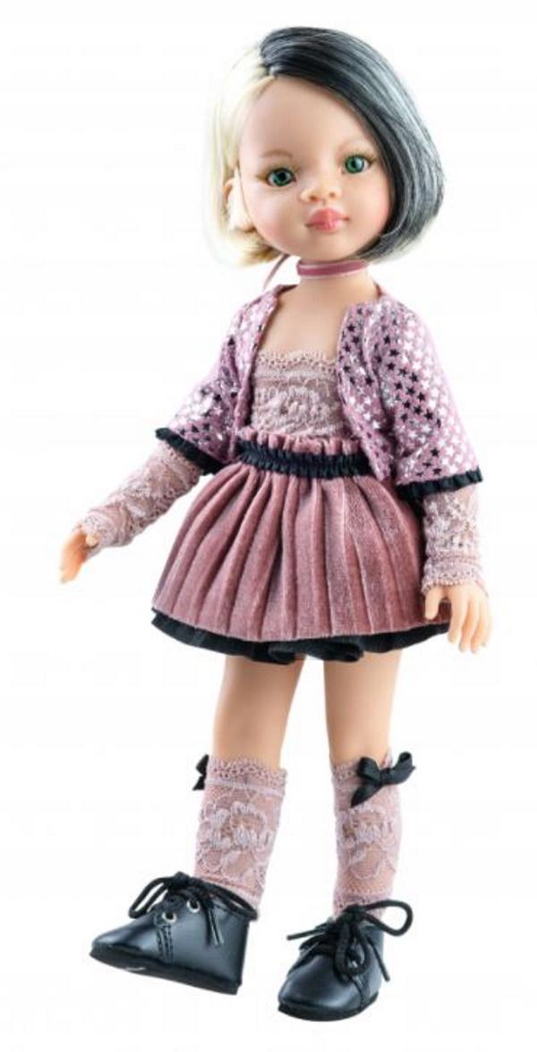 Кукла Лиу, 32 см Paola Reina 04521