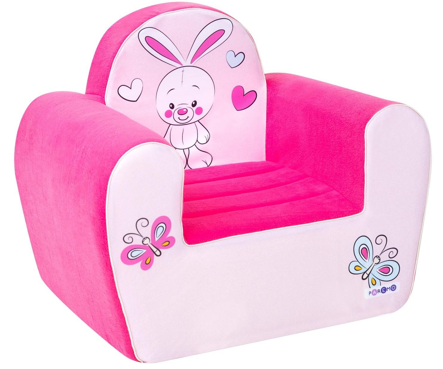 Купить Игровое кресло Мимими. Крошка Моли, стиль 2 PAREMO PCR320-12,