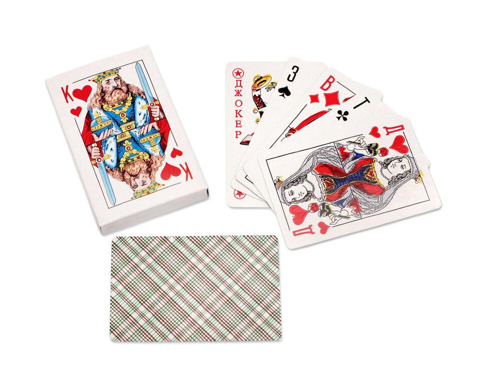 Купить Карты игральные 54 штук, арт. ИН-0420, Miland,