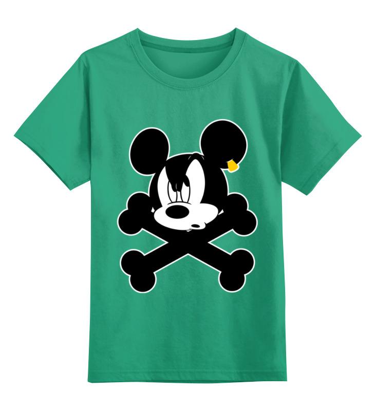 Купить 0000002977727, Детская футболка классическая унисекс Printio Мышонок,