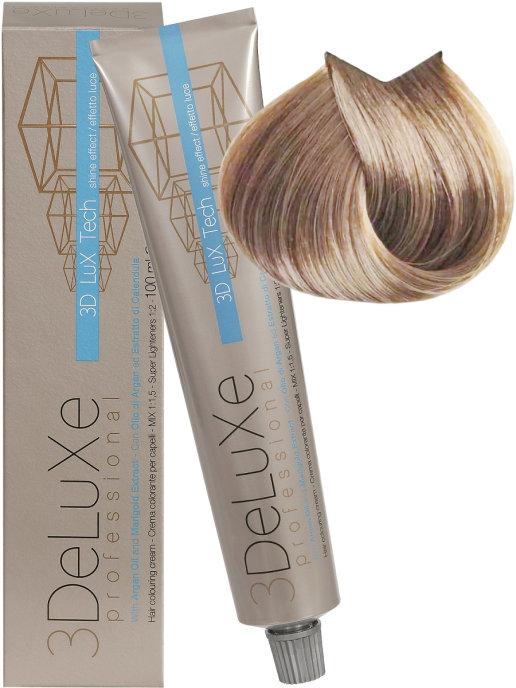 Купить Крем-краска 3DELUXE Professional для волос 12.16 Топленые сливки, 100 мл