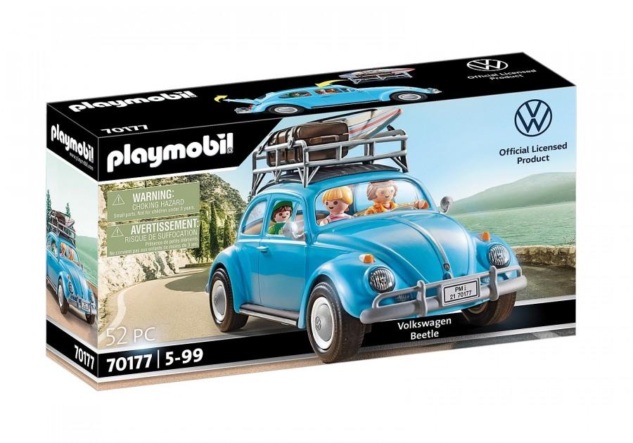 Купить PM70177, Конструктор Playmobil Volkswagen Beetle 70177,