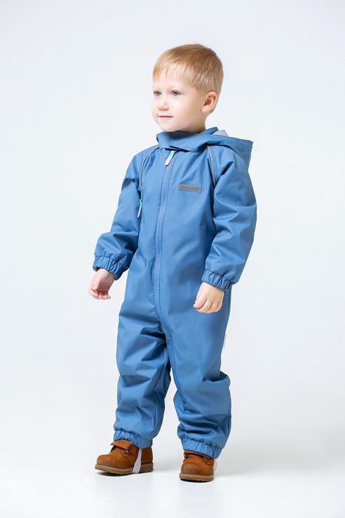 Комбинезон для мальчиков Crockid цв. синий р-р. 74 ВК 60007/2 УЗГ