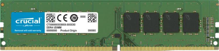 Оперативная память Crucial 8GB Crucial DDR4 2666