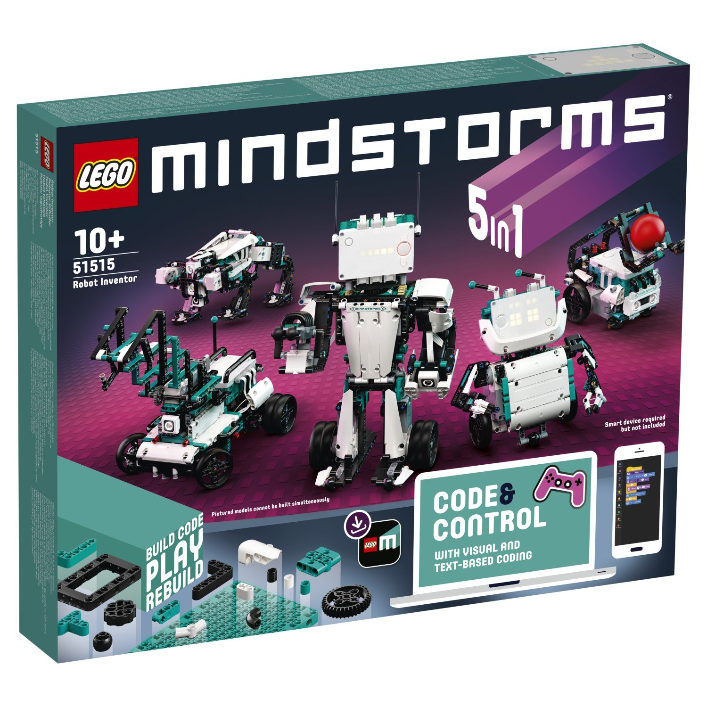 Конструктор LEGO MINDSTORMS 51515 Робот-изобретатель