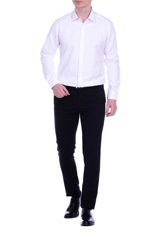 Рубашка мужская KarFlorens MIM5 белая L