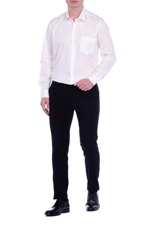 Рубашка мужская KarFlorens ERKA2-02 бежевая L