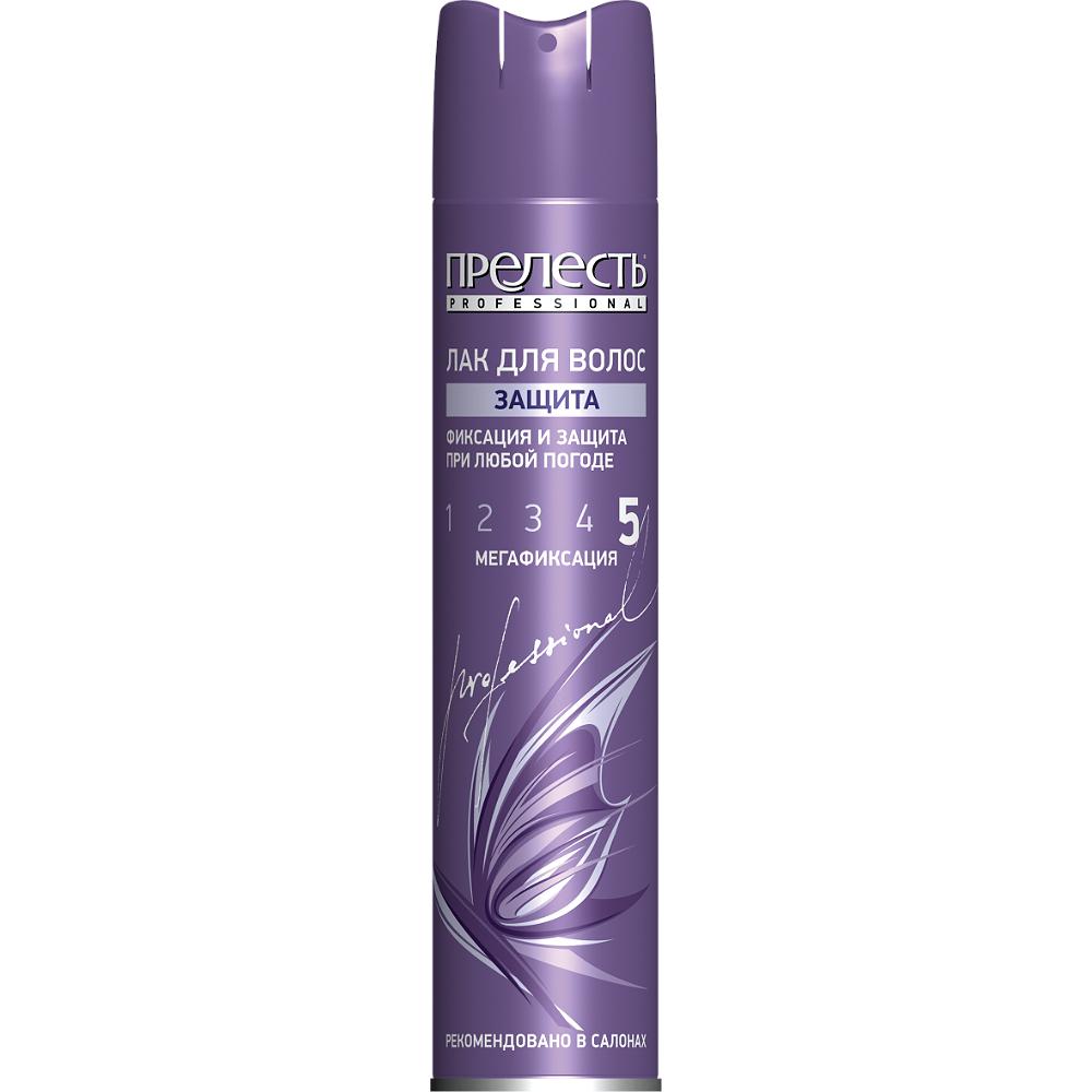 Купить Лак для волос Прелесть Professional Защита мегафиксация, защита 300 мл