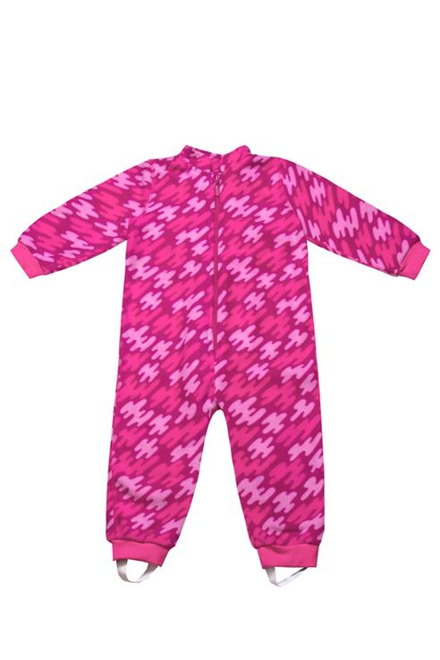 Купить 1ДЗД2930, комбинезон для девочки Lynxy, цв.розовый, р-р 110, Повседневные комбинезоны для девочек
