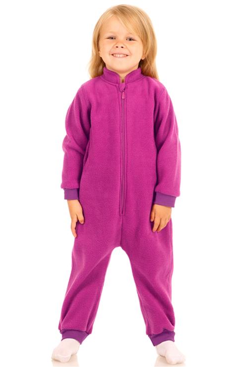 Купить 1ЯЗД056, комбинезон для девочки Lynxy, цв.розовый, р-р 98, Повседневные комбинезоны для девочек