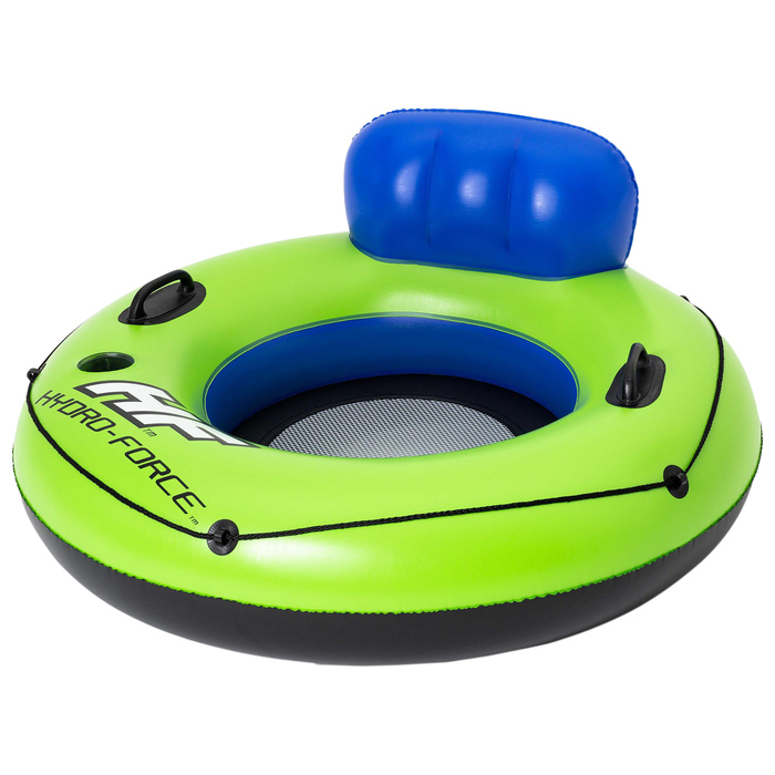 Круг кресло для плавания Bestway с подстаканниками,