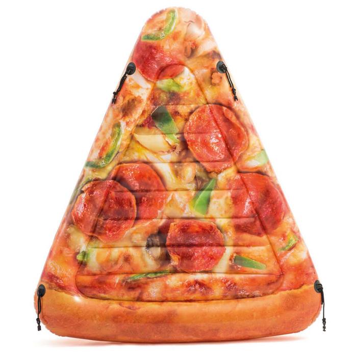 Купить Матрас для плавания Пицца, 175 х 145 см, 58752EU Intex,
