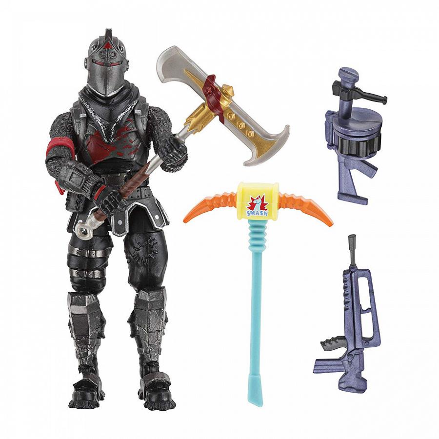 Купить Игровой набор Jazwares Fortnite Black Knight с аксессуарами, Игровые наборы