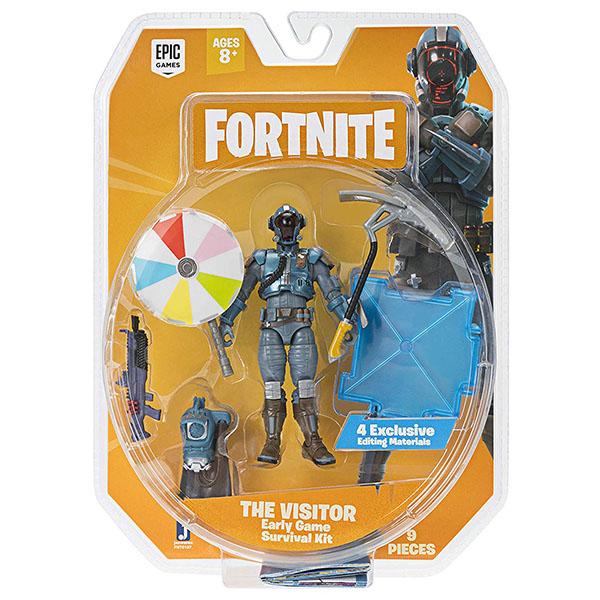 Купить Игровой набор Jazwares Fortnite The Visitor с аксессуарами, Игровые наборы
