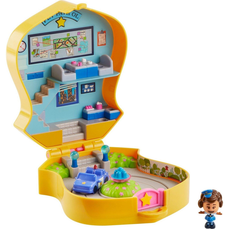 Игровой набор Mattel Toy Story 4 Pet Patrol с мини-фигуркой Гиггл МакДимплес