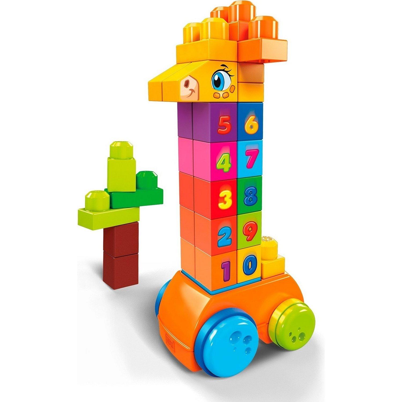 Конструктор Mattel Жираф 123