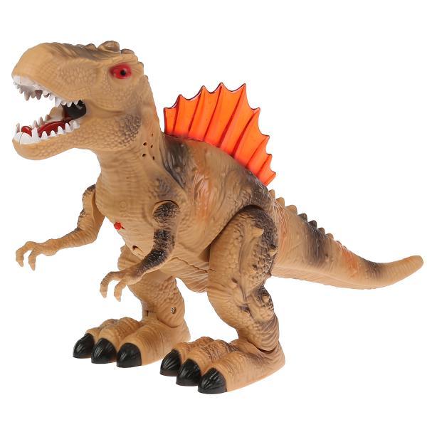 Купить Динозавр Shantou Gepai со световыми и звуковыми эффектами B1843799, Игровые фигурки