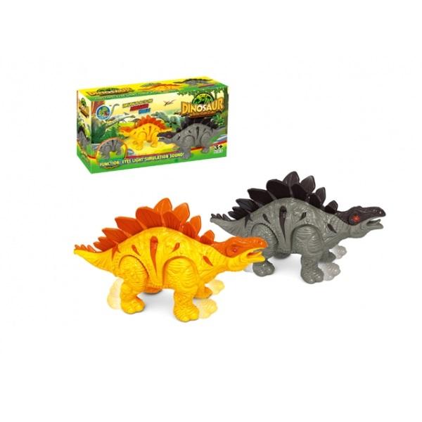 Купить Динозавр Shantou Gepai со световыми и звуковыми эффектами B1650935, Игровые фигурки