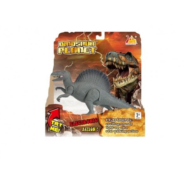 Купить Динозавр Shantou Gepai со световыми и звуковыми эффектами B1597343, Игровые фигурки