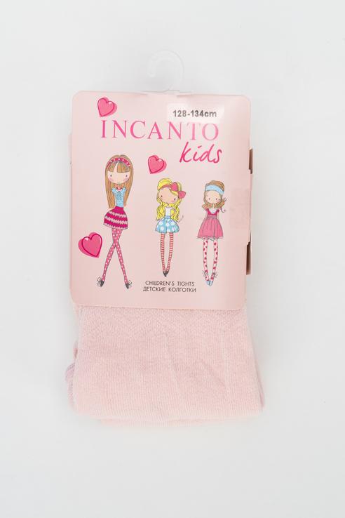 Колготки детские Incanto Kids, цв. розовый р.128