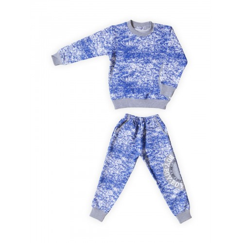 Купить 1745-01, Комплект для мальчиков Ciggo, цв. синий, р-р 122, Детские костюмы