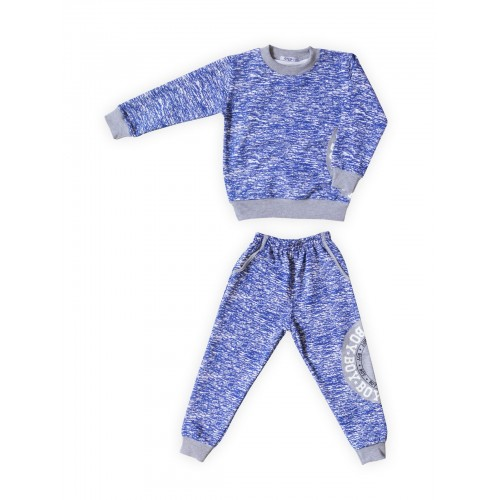 Купить 1746-01, Комплект для мальчиков Ciggo, цв. синий, р-р 104, Детские костюмы