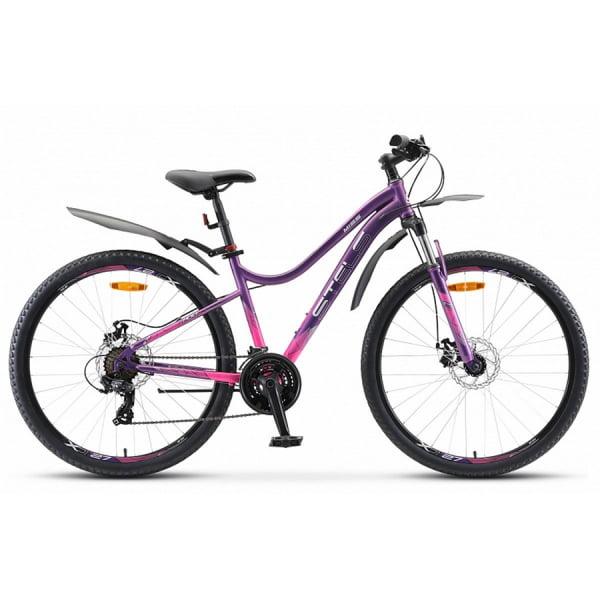 Велосипед Stels Miss-7100 MD V020 Пурпурный 27,5Ø (LU094059) 16\
